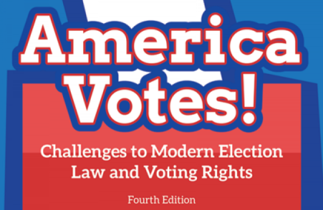 Image of America Votes! book cover
