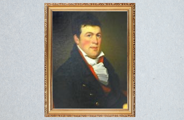 John Bannister Gibson (1780-1853)