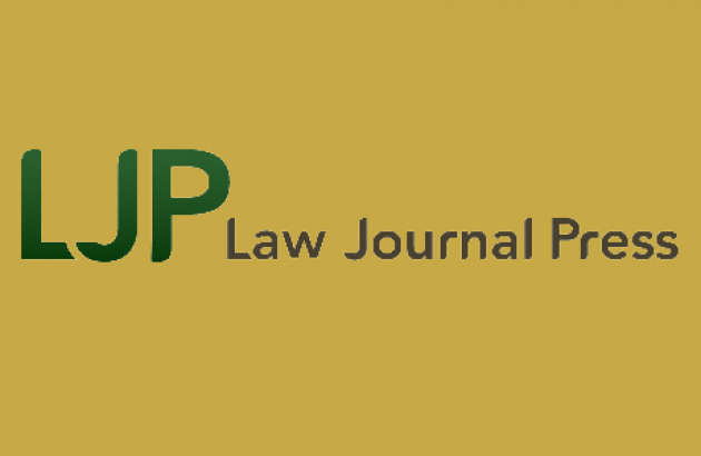Law Journal Press logo