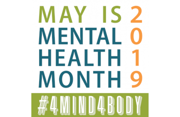 May is mental health month. #4mind4body