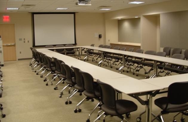Multi-Purpose Room, Meeting Configuration