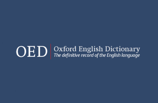 Oxford English Dictionary | Jenkins Law Library