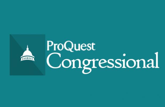 ProQuest Congressional logo