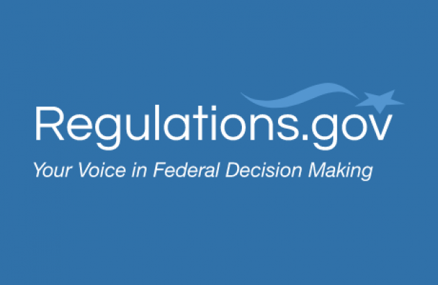 Regulations.gov logo