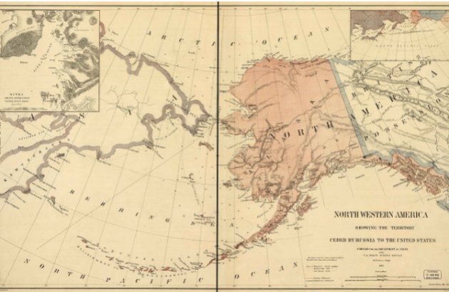 Map: Sewards Folly