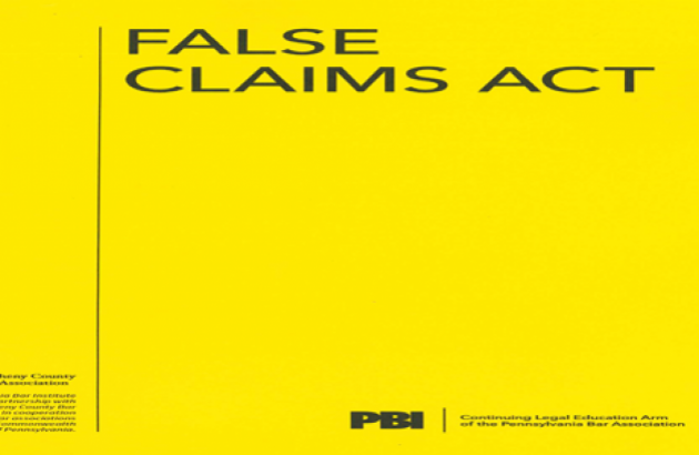 False Claims Act   Jenkins Law Library