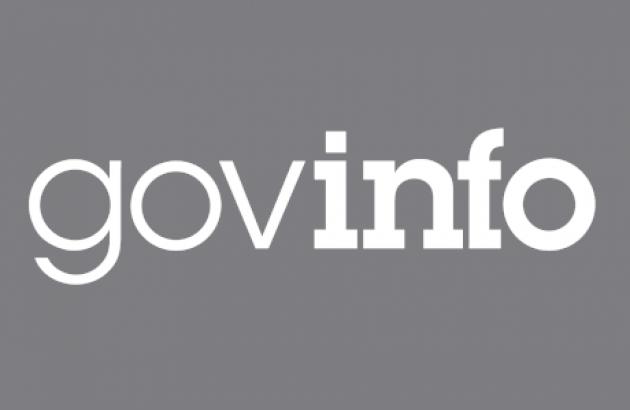 govinfo logo